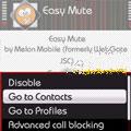 قطع كردن صدا باEasy Mute v1.0.20