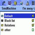 SmsMachine V1.1 (Symbianware)