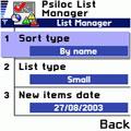 ListManager V1.41 (PSiloc)