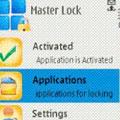 پسوردگذاری و محافظت از برنامه ها با Master Lock v2