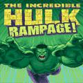 بازي بسيار زيباي hulk rampage