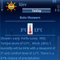 Micro Weather v1.00