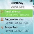 تولد هیچکس را فراموش نکنید Best Birthday v2.0