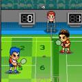 بازی برای علاقه مندان به بدمینتون Counter Smash