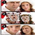 تعویض جای چهره ها در عکس برای آیفون ISwap Faces v2.1.1