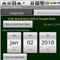 جستجو و نمایش رویدادهای روزهای سال Target Date 1.8