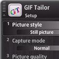 ساخت انیمیشن  با Gif Tailor v2.0.0