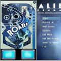 بازی پینبال برای نوکیا سری 60 Alien Pinball 1.21