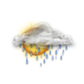 ویجت آب و هوای فارسی