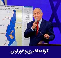 کرانه باختری و غور اردن»، چالشی میان نتانیاهو و کوشنر
