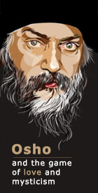 Osho and the game of love and mysticism