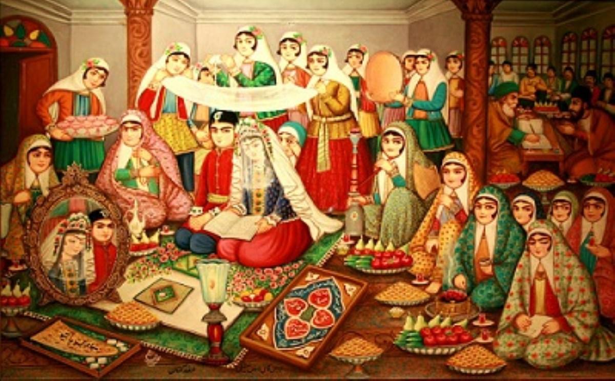 ارث در ایران باستان