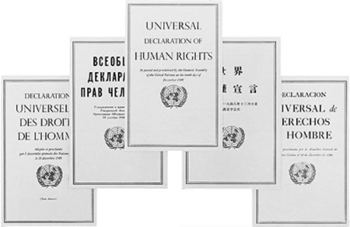 حقوق بشر چیست؟