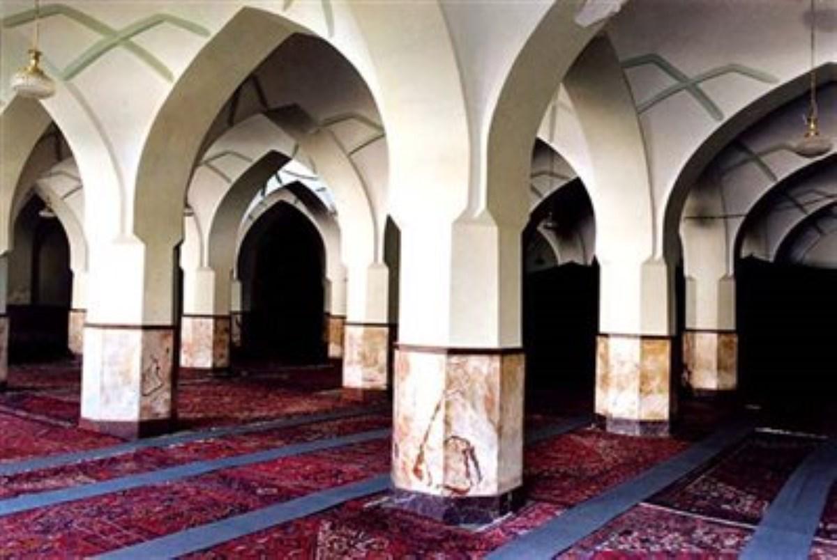 مدرسه و مسجد موقوفه شیخ عبدالحسین تهرانی (قسمت اول)