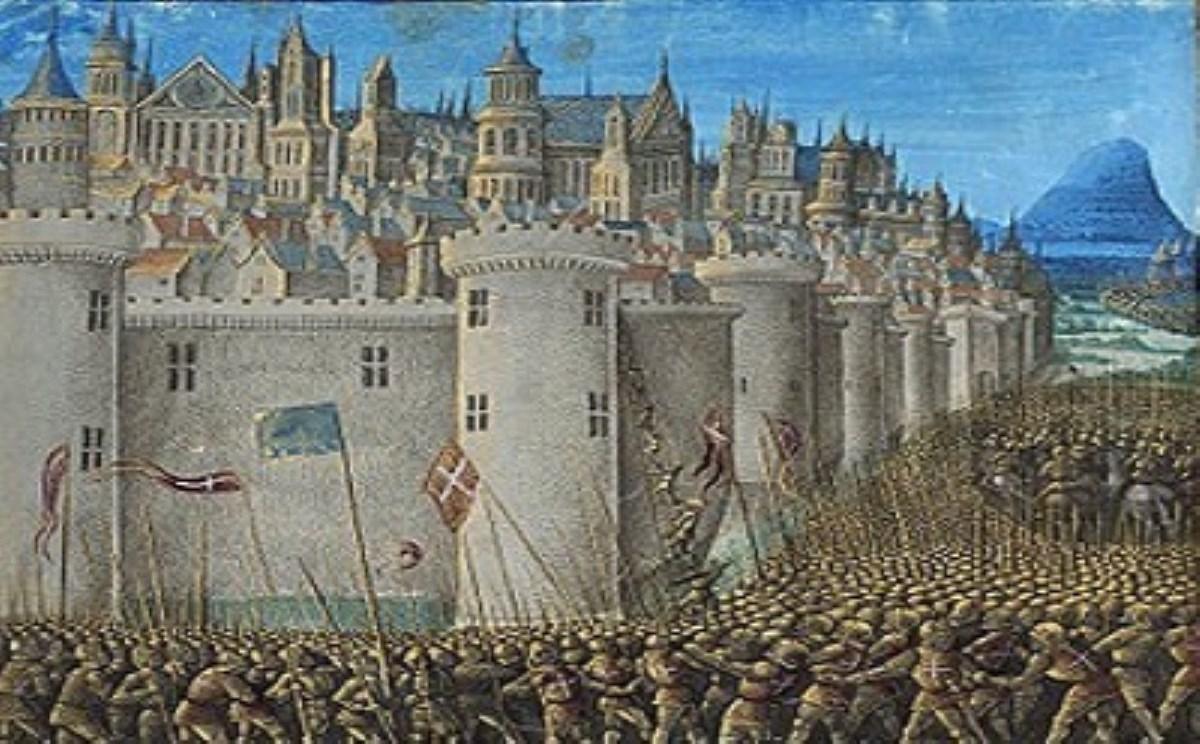 کلیسای غرب در قرون وسطی