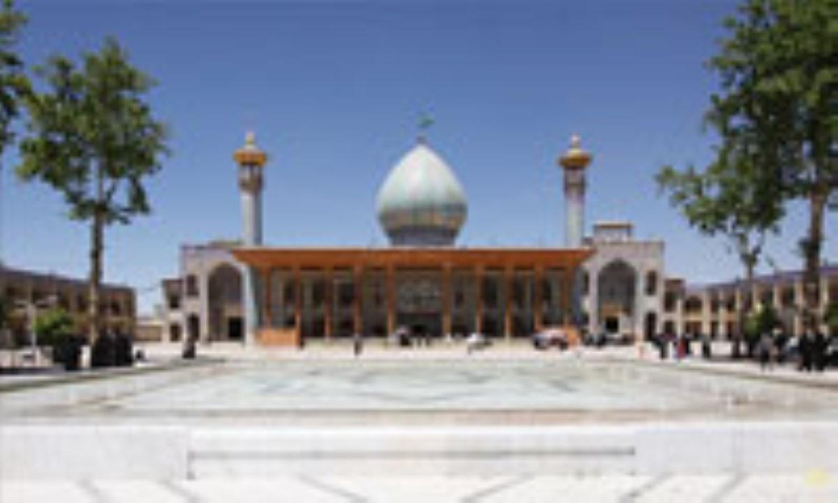 مدفونین مشهور حرم حضرت احمد بن موسی (شاه چراغ) - (1)