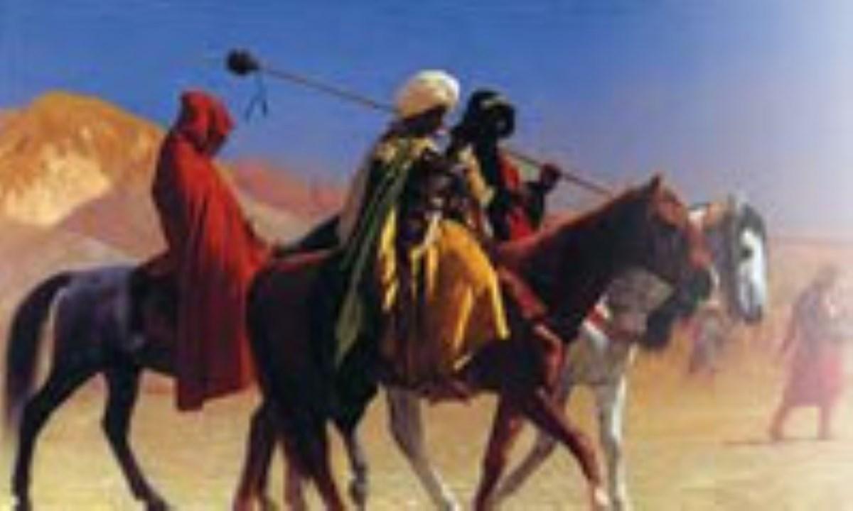 جنگ های عرب بدوی