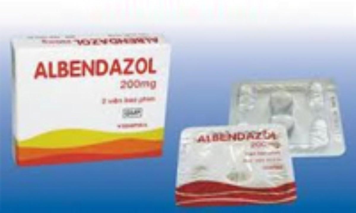 آلبندازول (ALBENDAZOL)