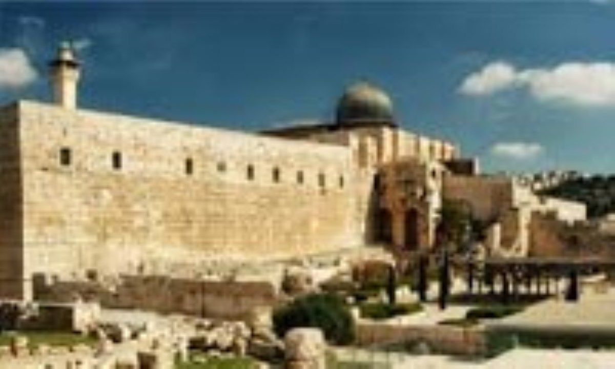 بيت المقدس و اعمال فشار براي شناسايي بين المللي