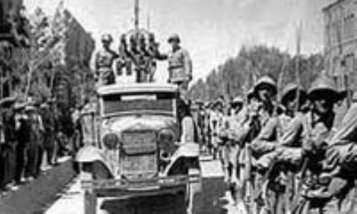 ورود ارتش سرخ و فرصت طلبی های حزب توده دراستان گلستان (6)