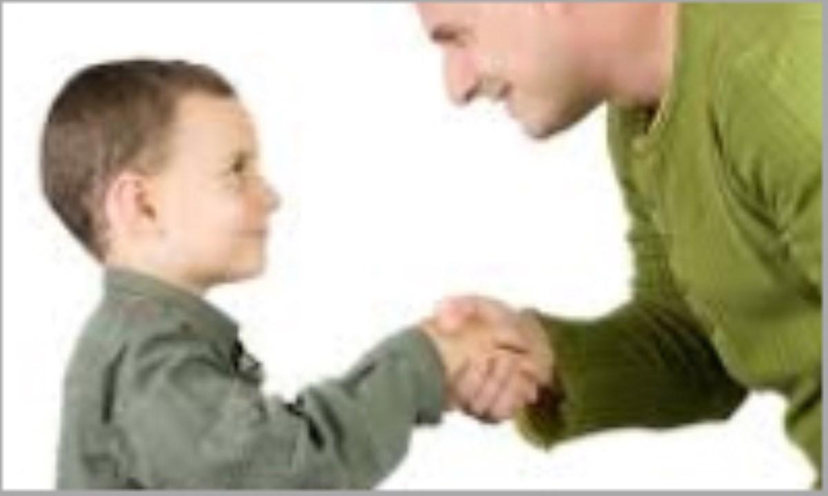 هویت یابی اجتماعی و اقتصادی فرزند