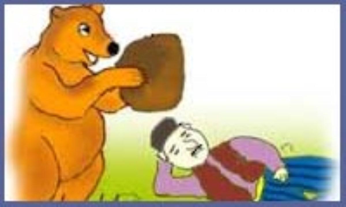 دوستی جاهل، دوستی خاله خرسه است