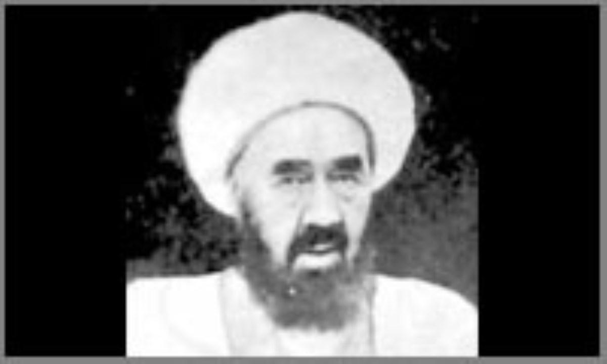 زندگينامه ملاحبيب الله شريف کاشاني
