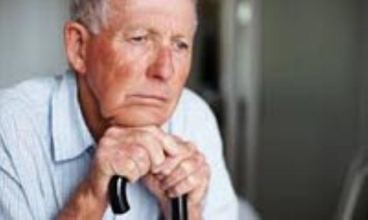 میزان افسردگی در سالمندان
