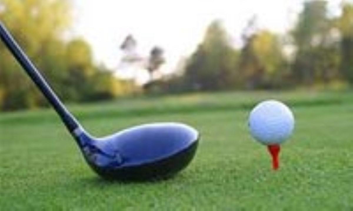 آداب ورزش گلف