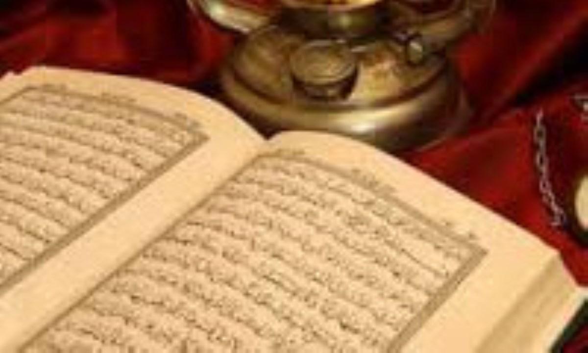 معارضه ي شاعران با قرآن