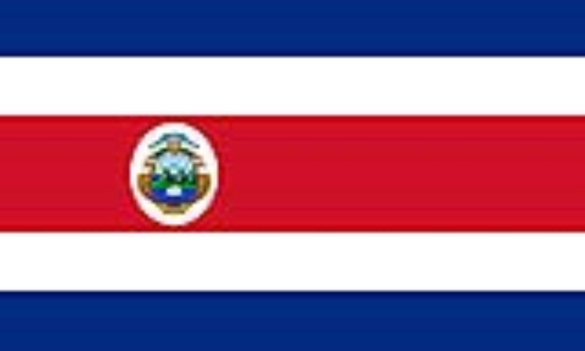 کستاريکا: COSTA RICA (.cr)