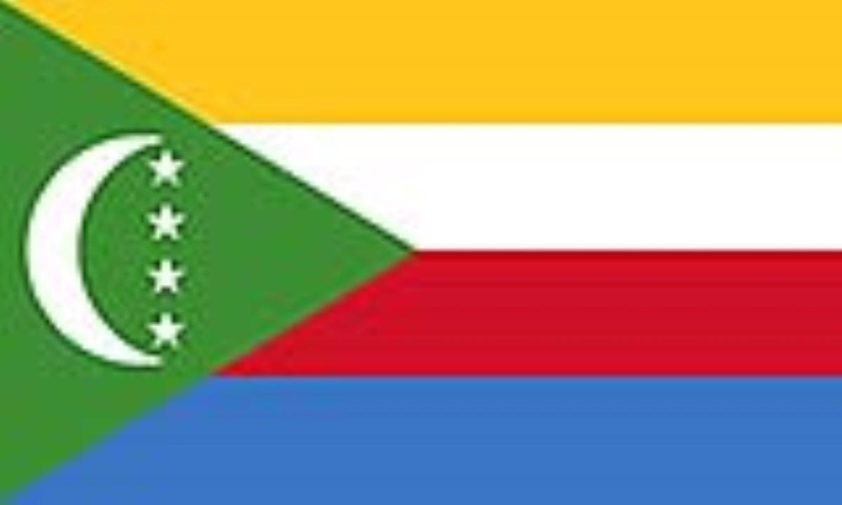کومور: COMOROS(.km)