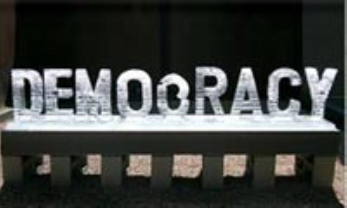 دموکراسي در يک نگاه