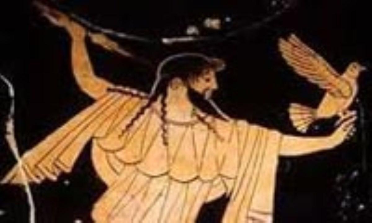 خداي اسلام و ايزدان يوناني