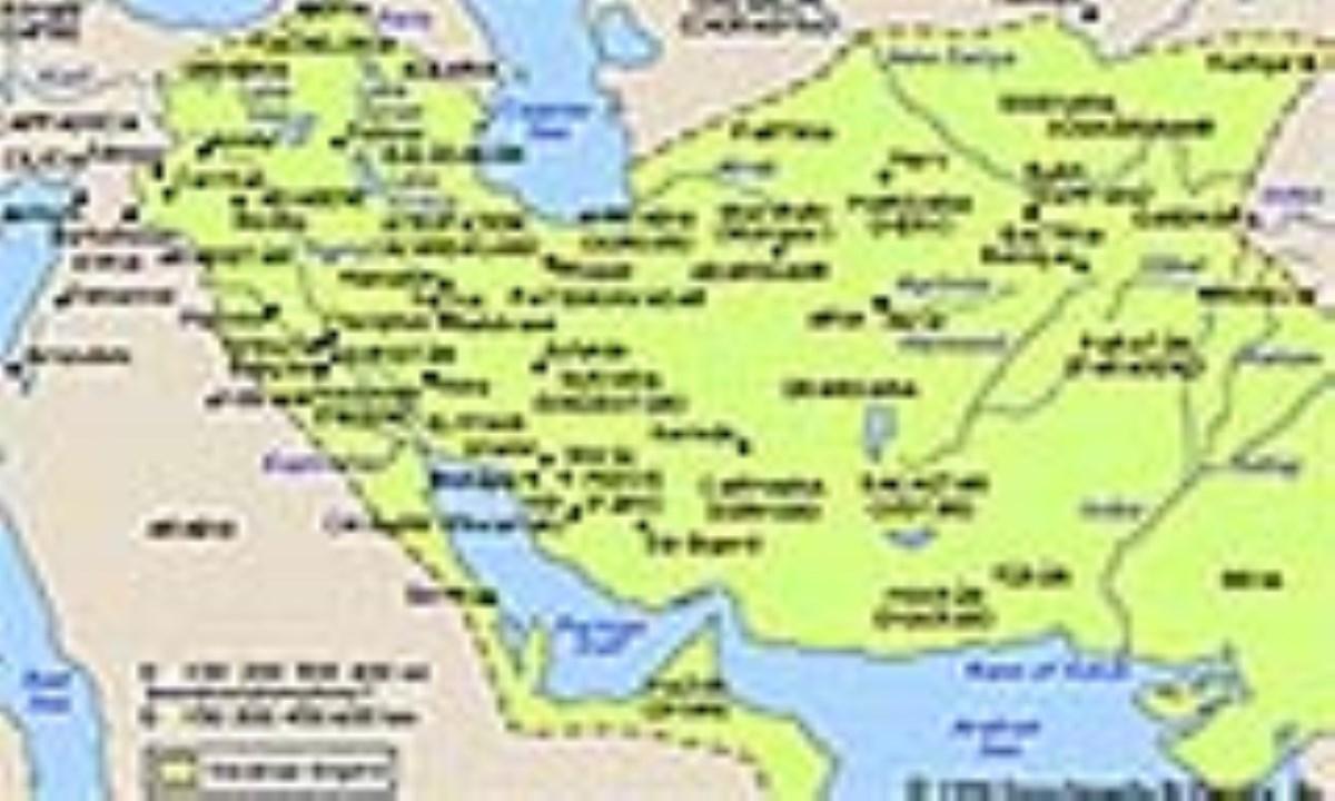 ریشههای تجزیه خاک ایران در ادوار گذشته