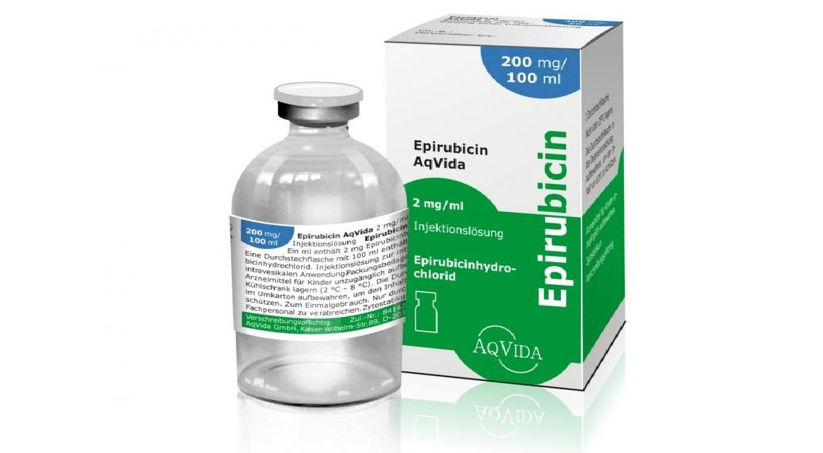 داروی اپی روبیسین