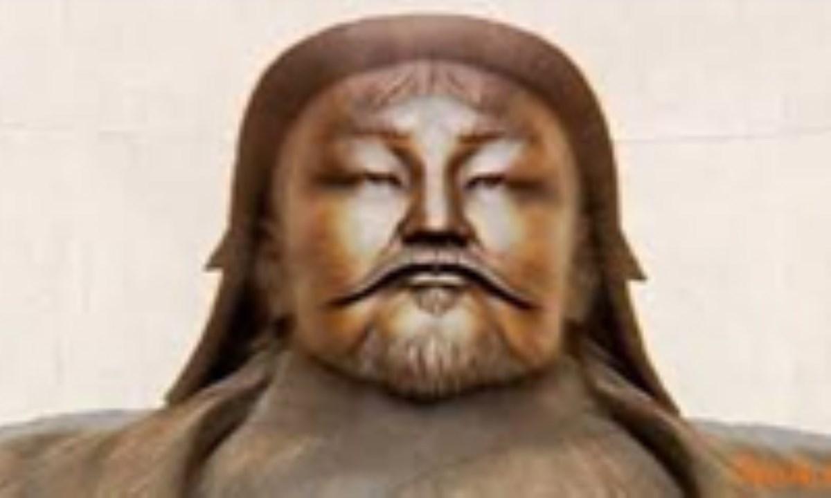 امپراتوری مغولان کبیر