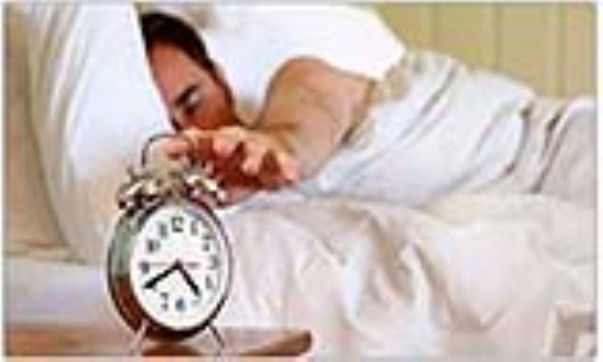 علتهای زیاد خوابیدن