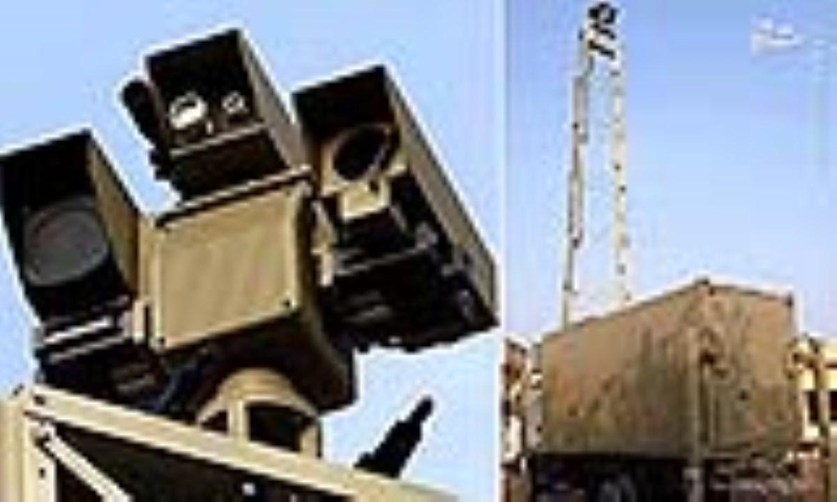 10سامانهالکترواپتیک ایرانی برای رصد چشمچران های چشم آبی