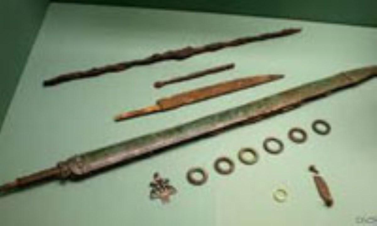 تقسیمات پیش از تاریخ: (5) عصر آهن