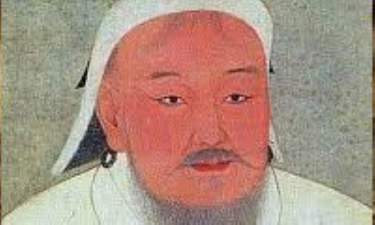 آغاز امپراتوری مغولان