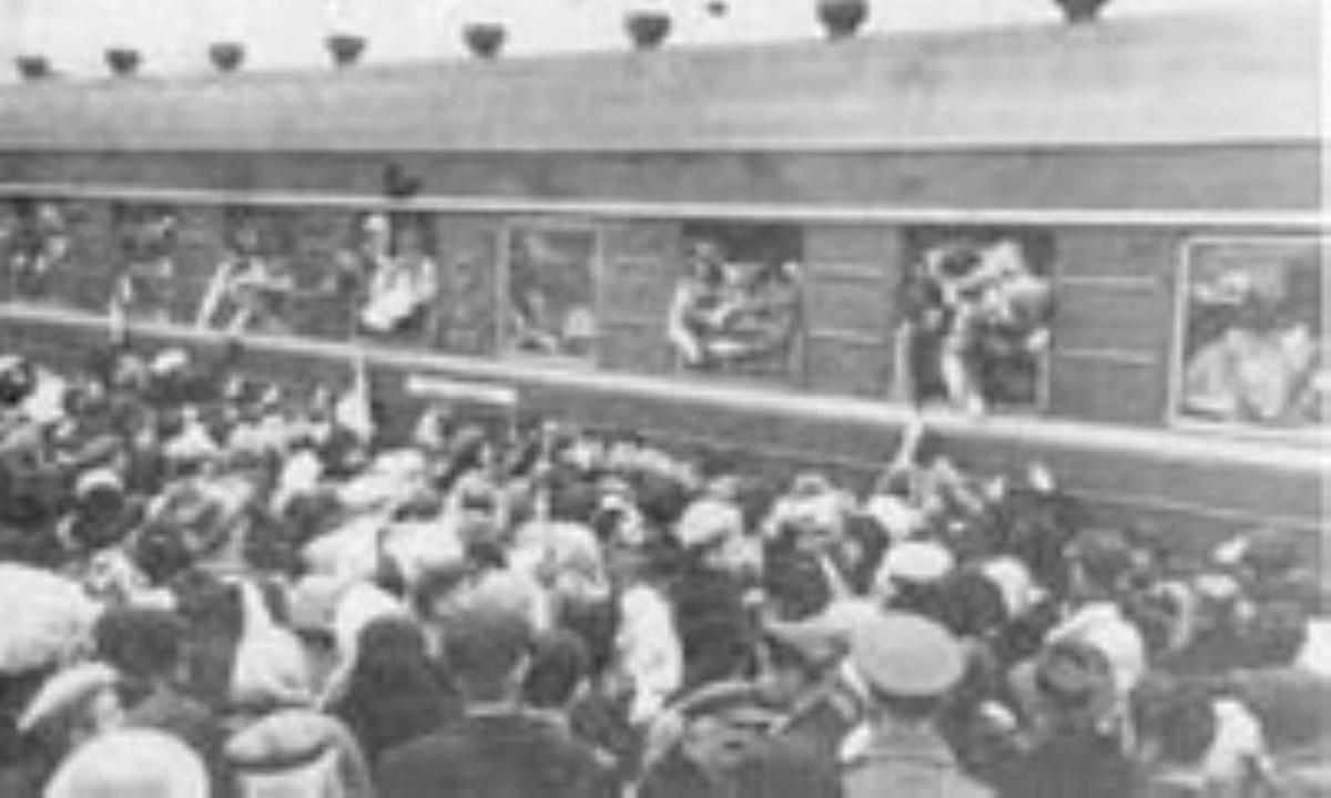 اوضاع سیاسی- اجتماعی - فرهنگی در جنگ جهانی اول تا آغاز جنگ جهانی دوم