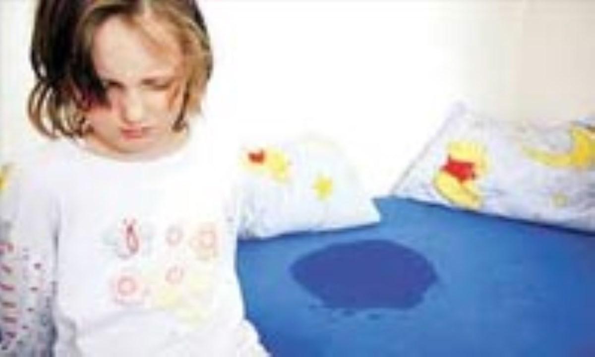 اختلالهای مربوط به دفع در کودکان