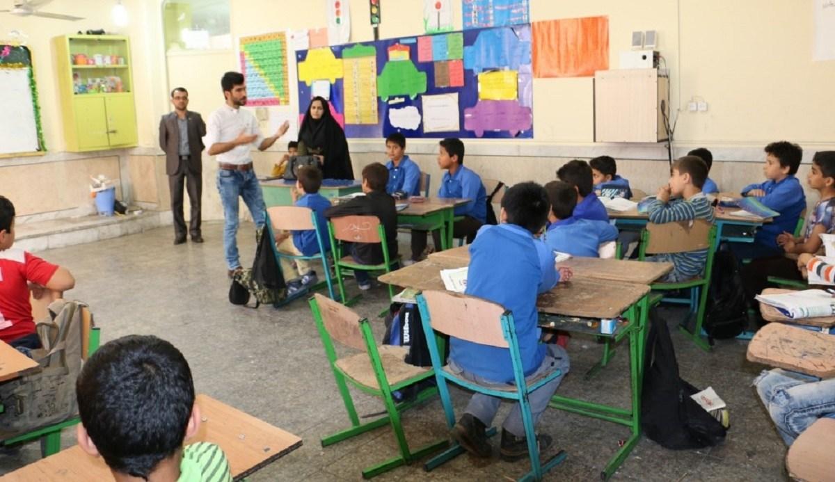 مدلهای مشارکت در مدرسه