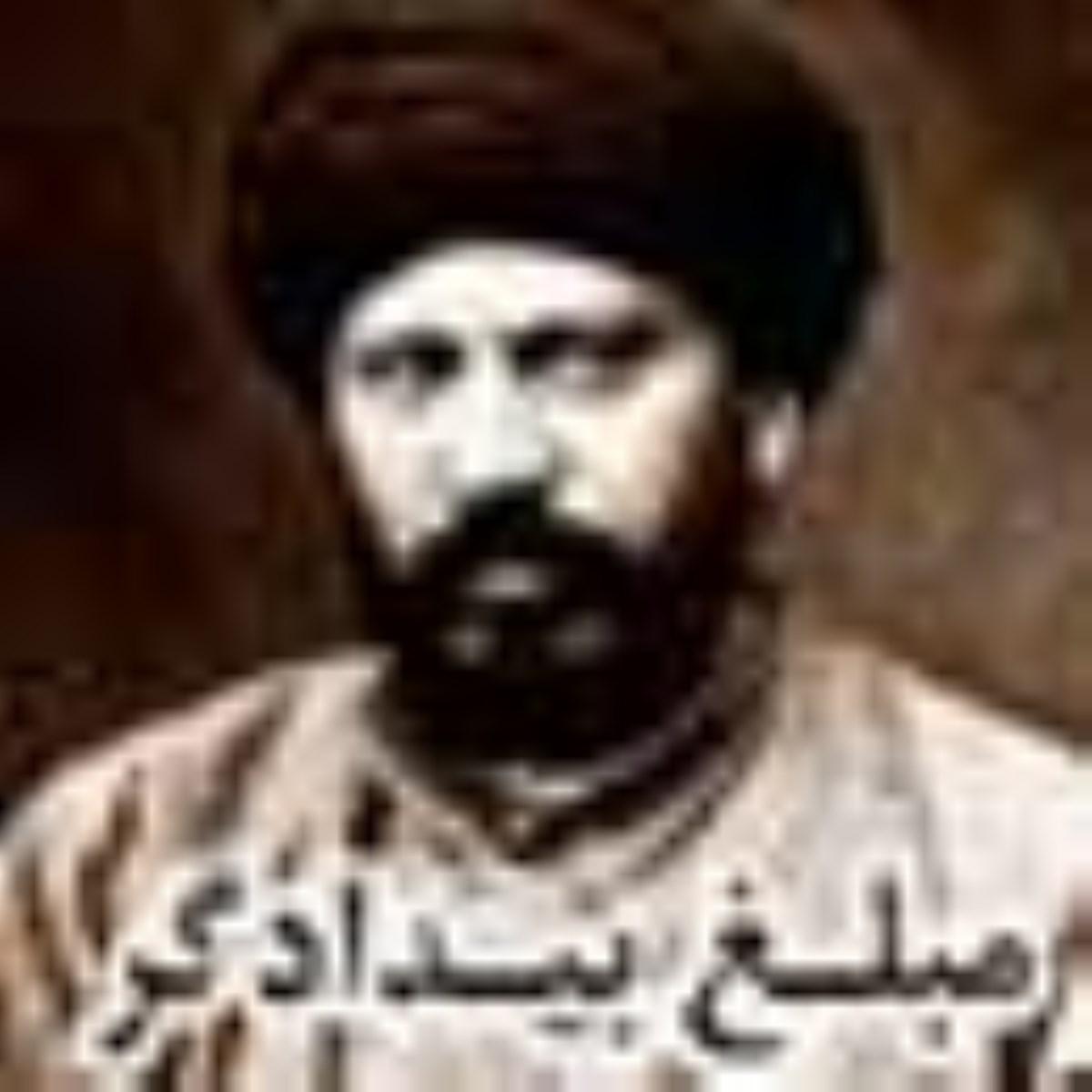 مبلغ بیدارگر(سید جمال الدین اسدآبادی)