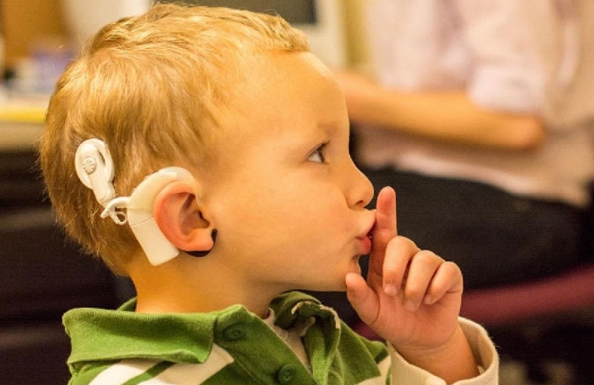تحول در گفتار و شنیدار کودک