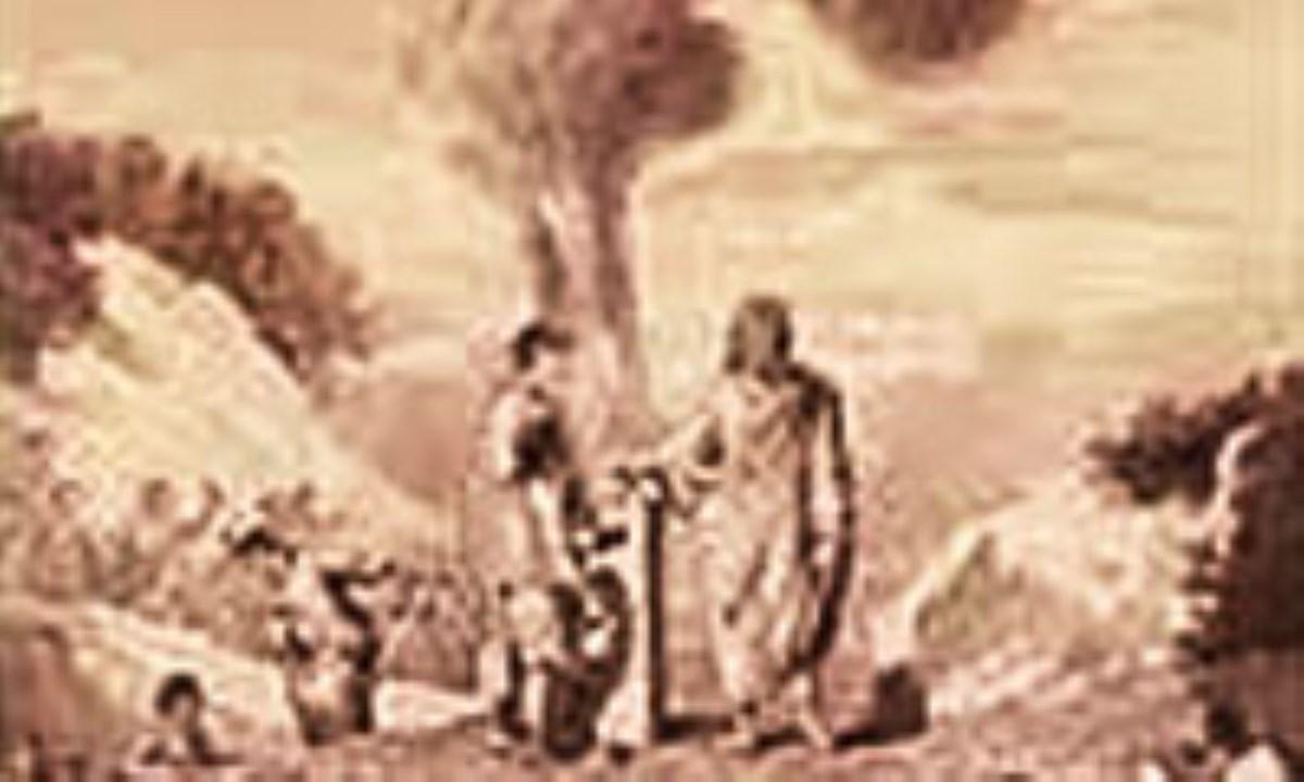 جن، طبیعت و آتش اسطوره های عرب بدوی