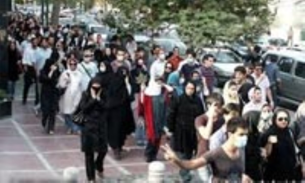 جغرافیای انسانی شهر تهران