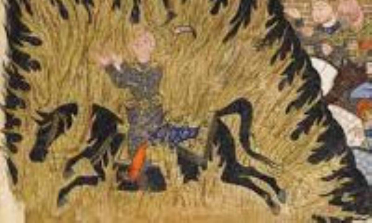 نخستین ریشههای داستان سیاوش