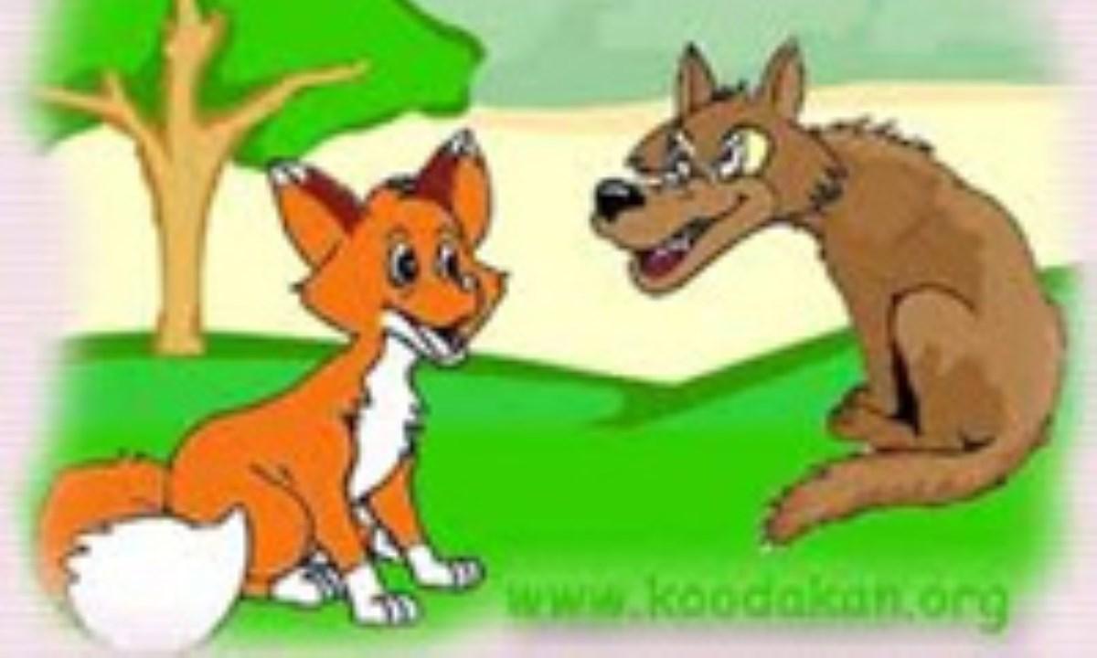 شیر و روباه و گرگ